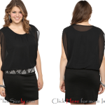 Teen Plus Size Clothing for Special Occasion Images