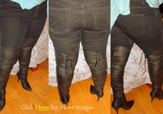 Selecting Plus Size Thigh High Boots for Young Ladies | www ...