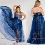 Women Plus Size Dresses 2014 Most-Wanted Model Images