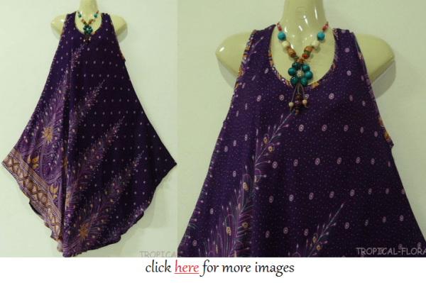 Batik Cheap Plus Size Summer Dresses Images