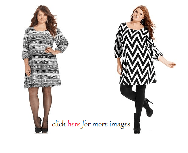 junior plus size summer dresses: fashionable and confident cheap