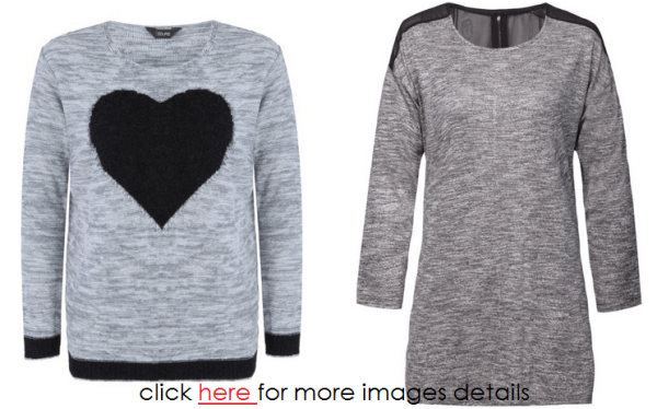 Cute Cheap Plus Size Jumpers And Cardigans Images