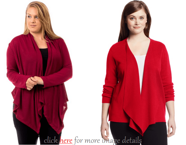 Discount Shopping Plus Size Red Cardigan Sweaters Images
