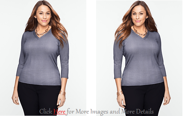 Elegant Plus Size Tee Shirts With Spandex Images