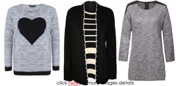 New Design Cute Plus Size Jumpers And Cardigans Images