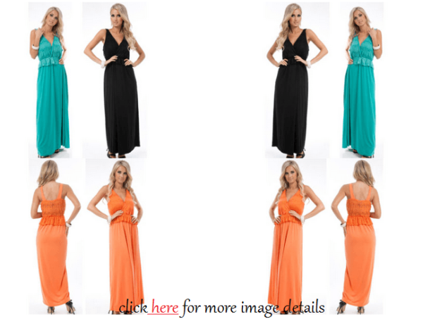 New Trend Summer Dresses For Plus Size Women Images