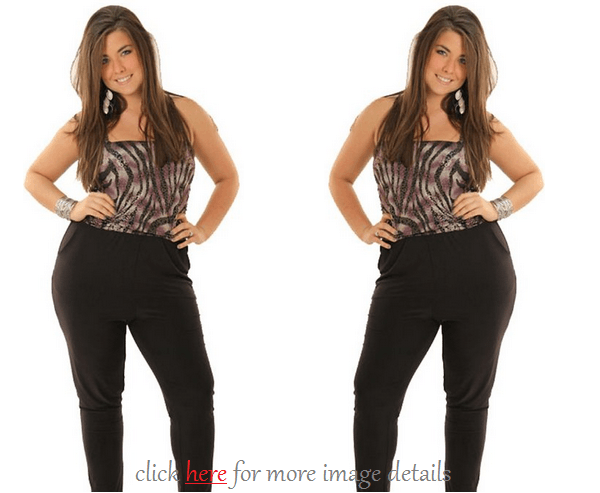 Plus Size Jumpers And Rompers Images