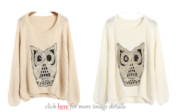 Unique Owl Plus Size Jumpers And Rompers Images