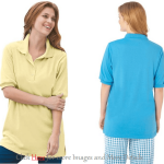Plus Size Polo Shirts: Half Formal & Half Casual