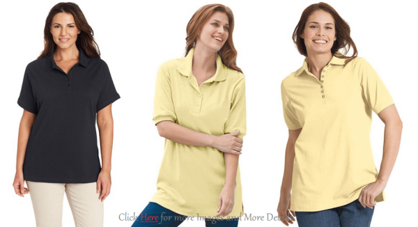 Cute Plus Size Polo Shirts Images