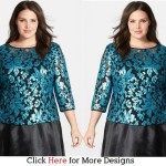 Casual Plus Size Sequin Tops