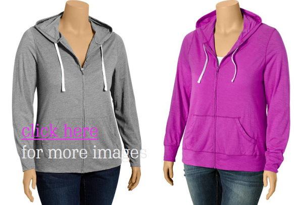 Designed Sweatshirts for Big and Tall Women Images