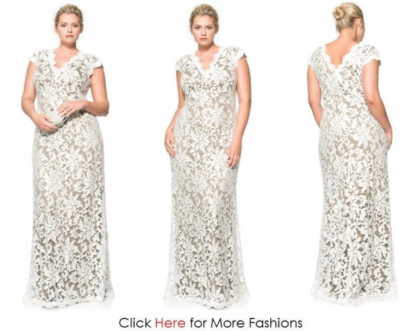 Evening Gowns Plus Size Images