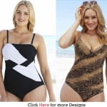 Trendy Plus Size Swimsuit: Exeperience The Best Summer Ever