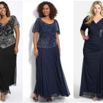 Beautiful Plus Size Chiffon Dresses