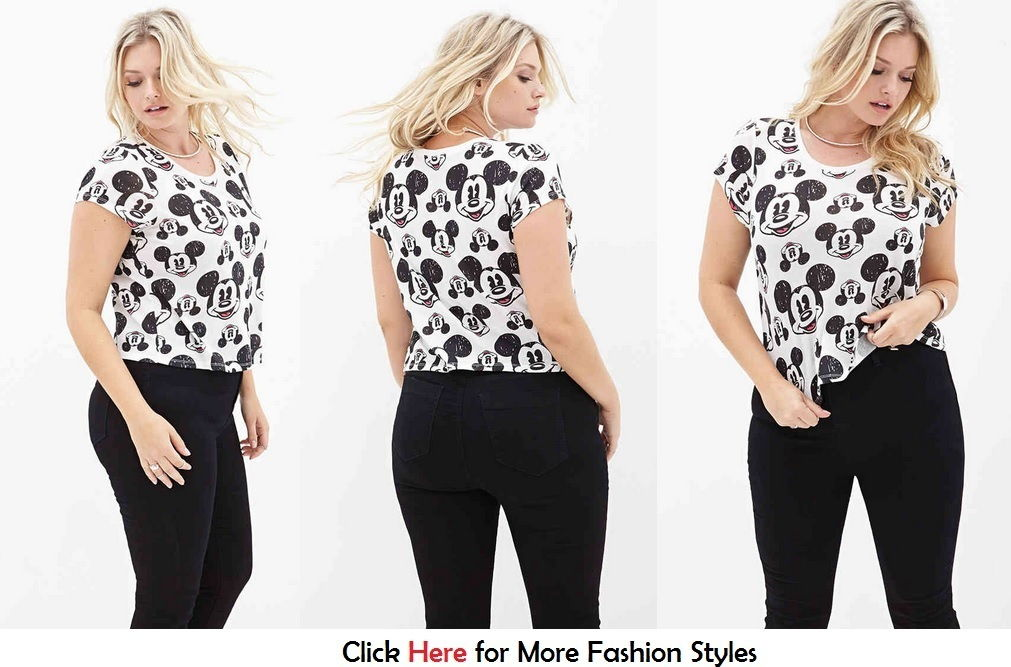 Plus Size Clothing For Teens From Forever 21 (FILEminimizer) Images