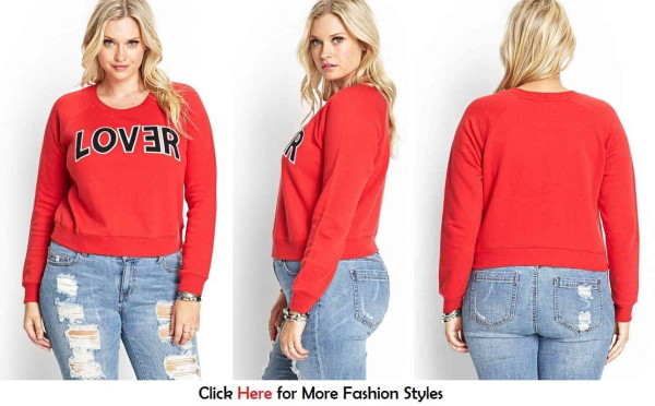 Sporty Plus Size Clothing For Teens From Forever 21 (FILEminimizer) Images