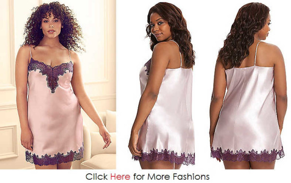 Trendy Plus Size Nighties Images