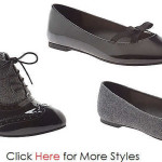 Plus Size Shoes For Women: Masculine Touch For A More Feminine Look