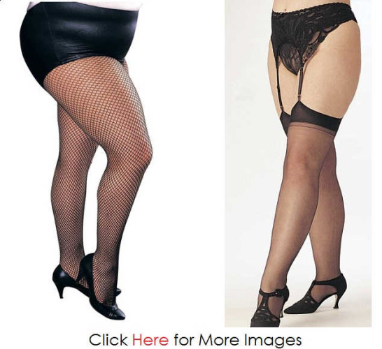 Large Plus Size Stockings Images