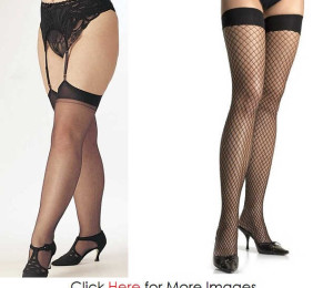 Plus Size Stockings For A Differently Stunning Look