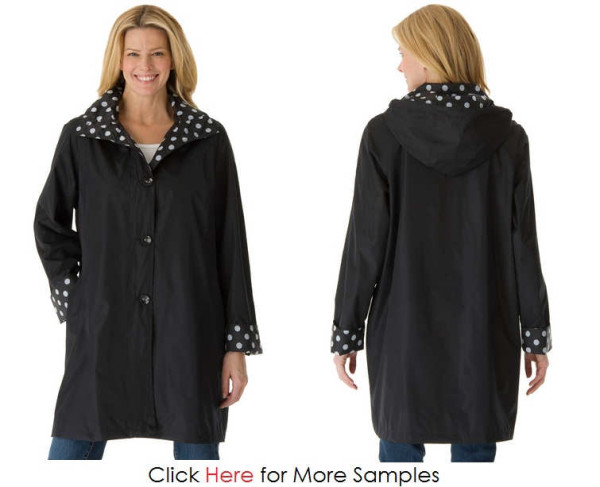 Plus Size Rain Jacket: Keep Stylish Under The Rainy Days! | www ...