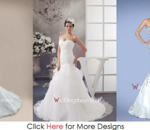 Glamorous Cheap Mermaid Wedding Dresses